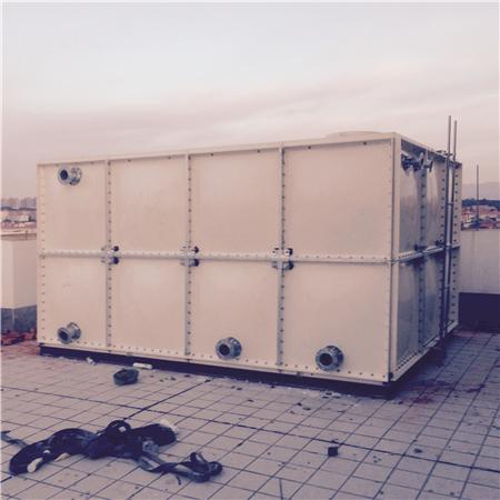 荣成24吨(立方)玻璃钢水箱