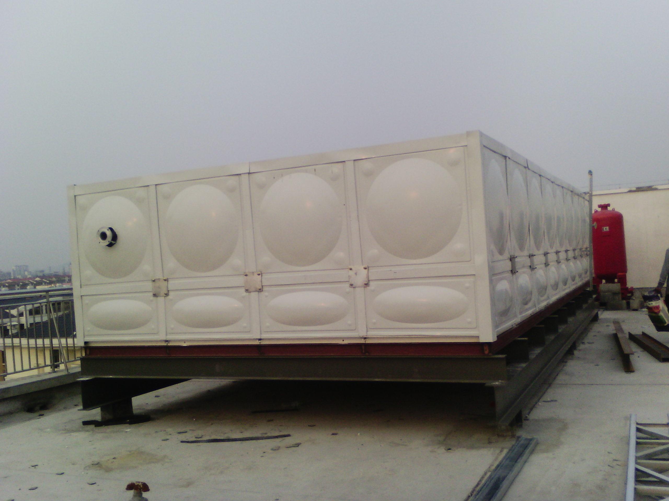 莒南玻璃钢水箱