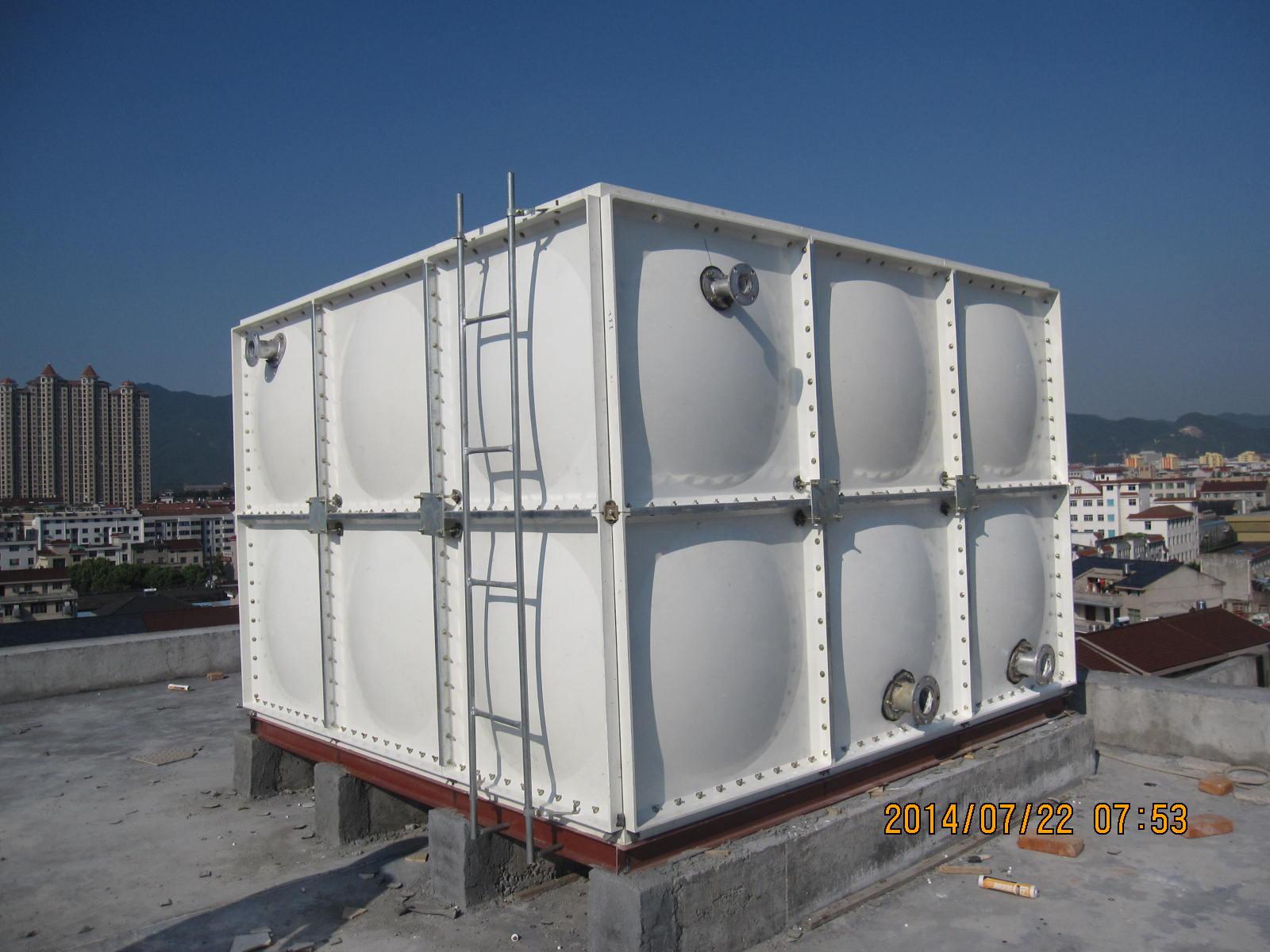 秦皇岛玻璃钢水箱
