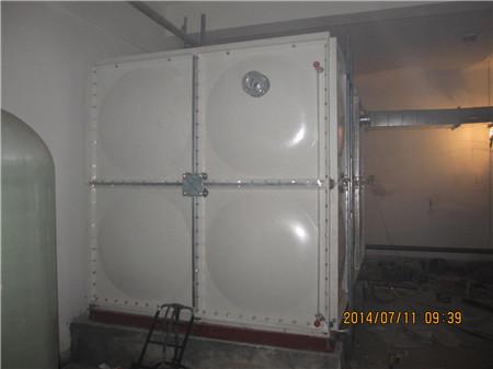 唐山玻璃钢水箱