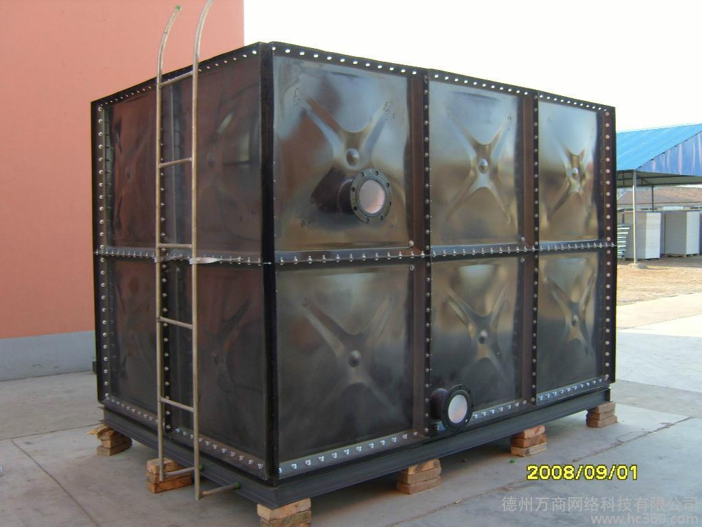 张家口搪瓷钢板水箱