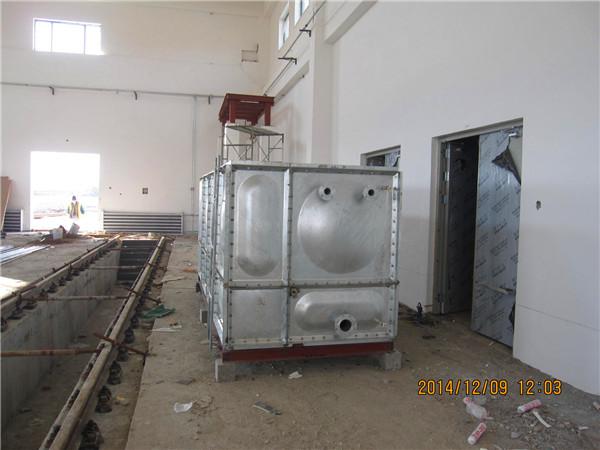 北京镀锌钢板水箱
